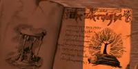 Zarok's spell book