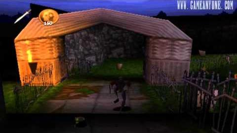 The Graveyard (MediEvil)
