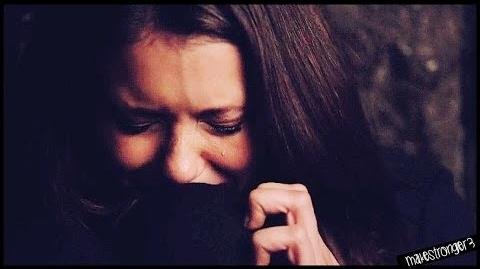 Damon & Elena l 'I get to die knowing i was loved; by you Elena Gilbert' 5x22