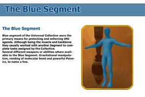 The Blue Segment