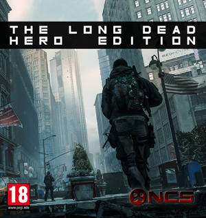 The Long Dead Hero Edition Cover Art