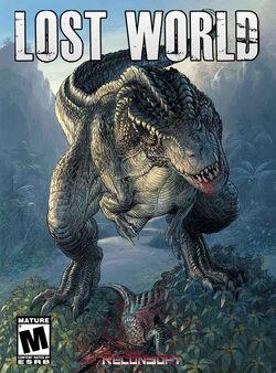 Lostworld cover