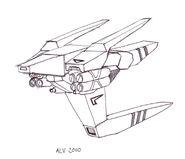 Aerial Strike Drone s by andrevanstone2009