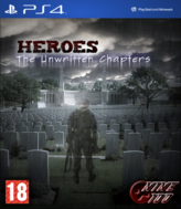 Heroes The Unwritten Chapters Cover