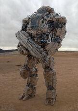 Juggernaut Mech