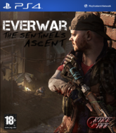 Everwar The Sentinel's Ascent Cover