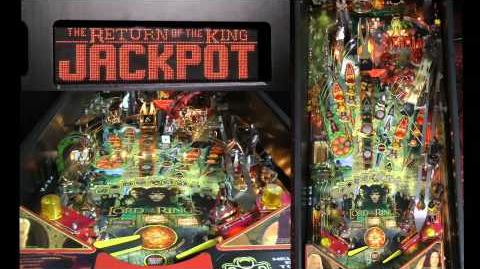 Lord of the Rings Pinball- The Valinor Strategy