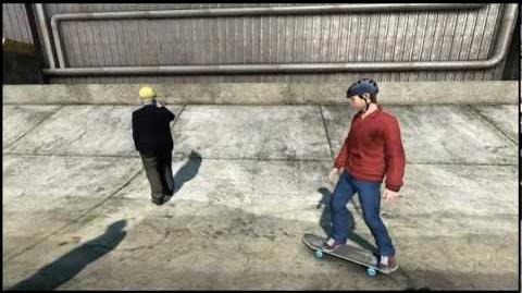 Skate 3 Funny Glitch Compilation -1