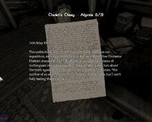 Amnesia example