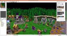 World Editor di Warcraft III