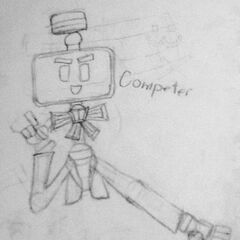 Competer, as drawn by Jazz.