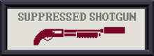 Supressed Shotgun