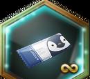 Penguin Ticket
