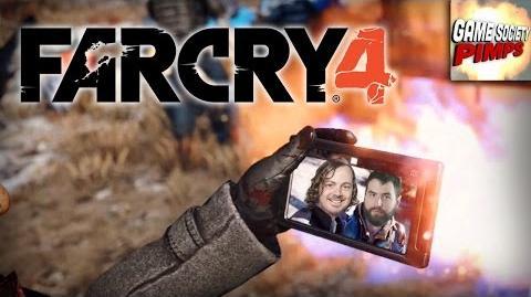 Monkey Trafficking - Far Cry 4 Pimps (E001) - GameSocietyPimps