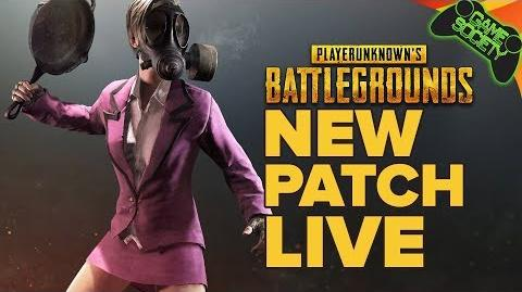 Battlegrounds (PUBG) LIVE - Game Society