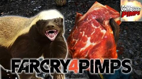 Betrayal Meat - Far Cry 4 Pimps (E006) - GameSocietyPimps