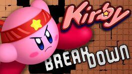 Kirby's Dreamland Break Down