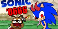 Sonic '06 is the DEVIL...Literally!
