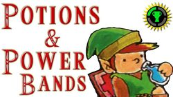 Zelda, Potions and Power Bands