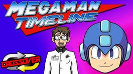 Decoding the Mega Man Timeline