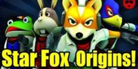 Star Fox Inspired by Japan's First Manga