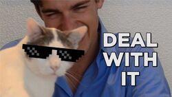 CatPat is a jerk