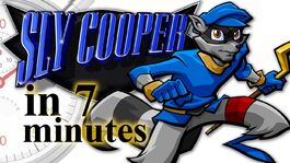 The History of Sly Cooper