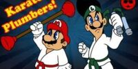 Super Paper Mario's Duel of 100