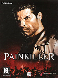 Painkiller Coverart