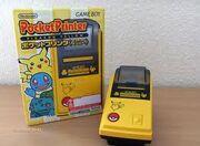 Game Boy Printer Pikachu