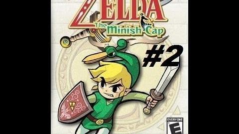 Sector VI - The Legend of Zelda The Minish Cap - Parte 2 - Perdido en el Mundo Minish