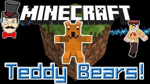 Minecraft Mods - TEDDY BEAR Mod! Put Teddies In Your House!