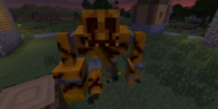 The Nightmare Golem