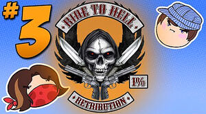 Ride to Hell 3