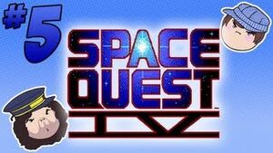 Space Quest IV 5