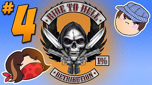 Ride to Hell 4