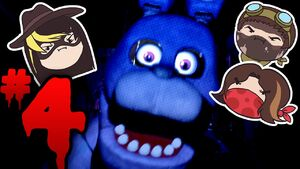Five Nights at Freddy's Part 4 - STOP TWITCHING