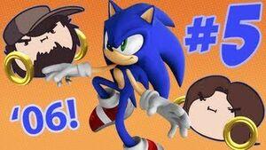 Sonic '06 5