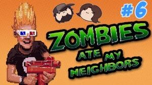 Zombies Ate My Neighbors 6