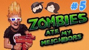Zombies Ate My Neighbors 5