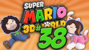 Super Mario 3D World Part 38 - Running Ahead