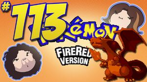 Pokemon FireRed Part 113 - Rock Blasted!