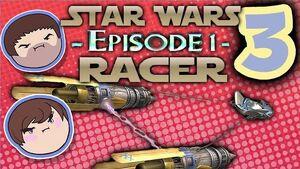StarWars Racer Part 3 - The Dark Side