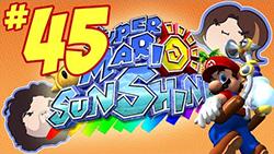 Super Mario Sunshine 45