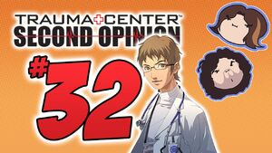 Trauma Center Second Opinion Part 32 - Grab The Vein