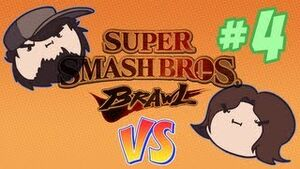 Smash Brothers Brawl 4