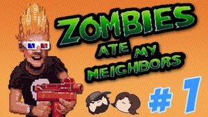 Zombies Ate My Neighbors 1