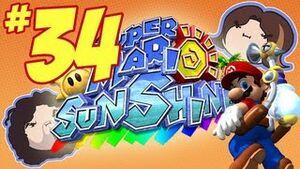Super Mario Sunshine 34