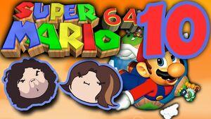 Super Mario 64 Part 10 - Something, Something, Baby