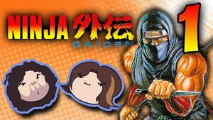 Ninja Gaiden Part 1